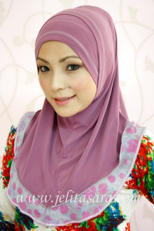 Tudung terkini 19th Januari 2012 baru jer di upload di website